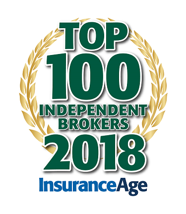 Insurance Age Top 100 Independent Brokers 2018