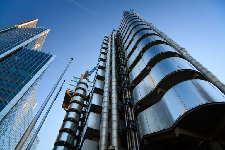 Lloyd's of London exterior photo